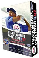 Cardinal Tiger Woods PGA Tour '07 DVD Game by