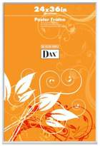 Dax Clear 24-Inch x 36-Inch Poster Frame