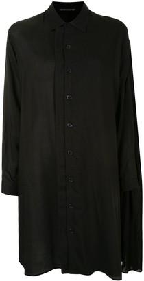 Yohji Yamamoto Cloak Shirt