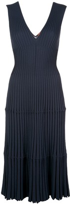 Altuzarra Riggs pleated dress