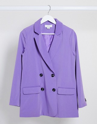 Lost Ink relaxed blazer two-piece