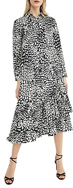 Max Mara Lipari Printed Shirt Dress
