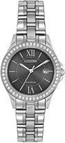 Citizen 28mm Bracelet Watch w/ Crystal Bezel