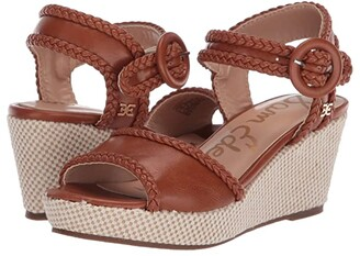 Sam Edelman Kids Azalia Rina (Little Kid/Big Kid) (Saddle) Girl's Shoes