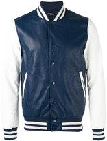 Daniele Alessandrini classic bomber jacket - men - Cotton/Polyester/Polyurethane - 46