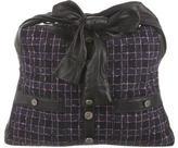 Chanel 2015 Tweed Girl Bag