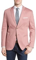 Men's Jkt New York Trim Fit Stretch Cotton Blazer