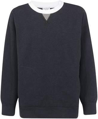 Brunello Cucinelli Crewneck Sweatshirt