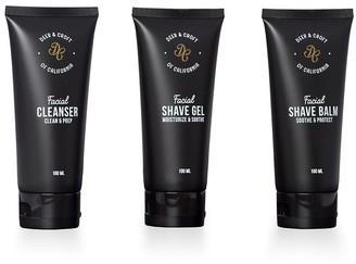 Bey-Berk Deer & Croft Ultimate Shaving Set