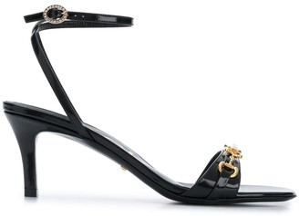 Gucci Horsebit Chain sandals