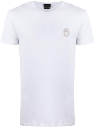 Billionaire logo stamp T-shirt
