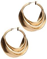 Leaf Wrap Earrings