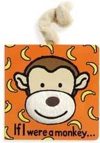 Jellycat 'If I Were a Monkey' Board Book