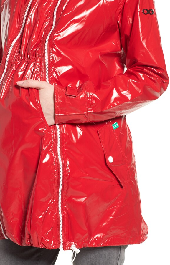 Thumbnail for your product : Modern Eternity Waterproof Convertible 3-in-1 Maternity Raincoat
