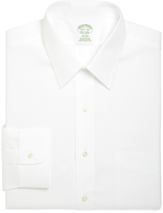 C&C California Madison Fit Forward Point Collar Dress Shirt