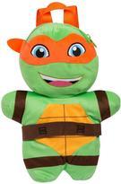 Teenage Mutant Ninja Turtles Plush BackPack - Michelangelo