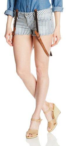 Frankie B. Women's Ike Suspender Shorts
