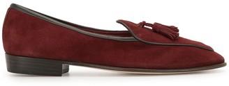 Baudoin & Lange Tassel Detail Loafers