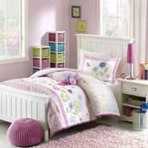 Bed Bath & Beyond Mizone Kids Spring Bloom Reversible Full/Queen Comforter Set