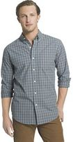 Arrow Big & Tall Hamilton Classic-Fit Plaid Poplin Button-Down Shirt