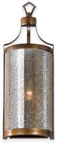 Uttermost Croydon 1-Light Mercury Glass Sconce