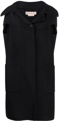 Marni Single-Breasted Coat