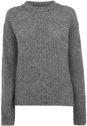 SET Textured Knit Jumper