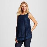 Liz Lange for Target Maternity Lace Tank - Liz Lange® for Target