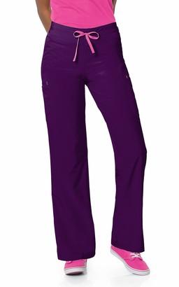 Smitten Women's Plus Size Amp Cargo Elastic Pant