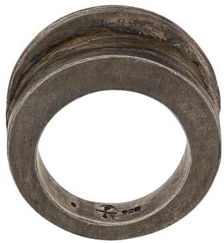 Parts Of Four Kadz crescent ring