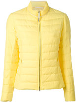 Fabiana Filippi puffer jacket - women - Feather Down/Polyamide/Polyester/Viscose - 44