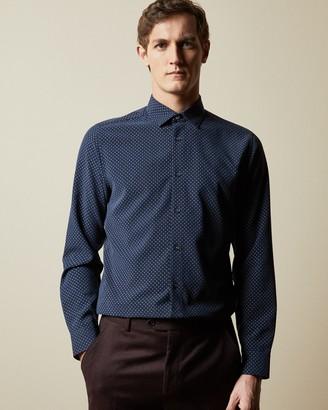 Ted Baker ROKABI Long sleeved printed shirt