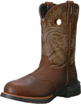 Rocky Men's RKW0208 Western Boot