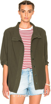 The Great Slouchy Army Jacket