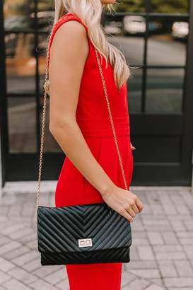 Urban Expressions Victoria Quilted Clutch