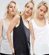 Asos The New Ultimate Tank 3 Pack