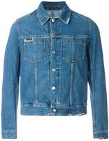 Maison Margiela distressed effect denim jacket