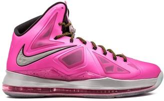 Nike Lebron 10 Kay Yow PE sneakers