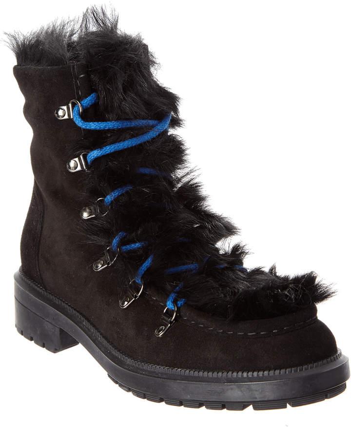 Aquatalia Leni Suede Boot