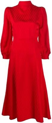 Sandro Raya midi dress