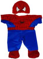 Teddy Mountain Spidey Teddy Costume