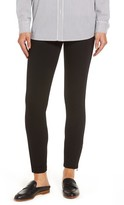 NYDJ Women's Zip Ankle Ponte Leggings