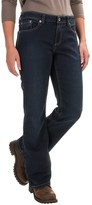 Dickies Relaxed Bootcut Jeans (For Women)