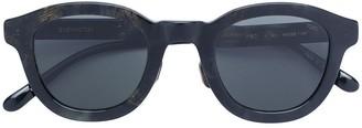 Eyevan 7285 Brush Effect Sunglasses