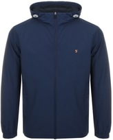 Farah Newbern Jacket Blue
