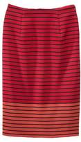 Petit Bateau Women's pencil skirt