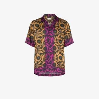 Dries Van Noten Carlton printed shirt