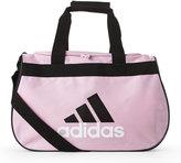 adidas Pink & Black Diablo Small Duffle