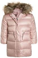 Gap LONG WARMEST Down coat pink icing