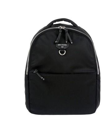 TWELVElittle Mini-Go Backpack Diaper Bag, Black
